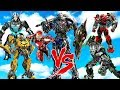 Download Video Download OPTIMUS PRIME & BUMBLEBEE & DRIFT & IRON MAN vs LOCKDOWN & STINGER - EPIC TRANSFORMERS WAR 3GP MP4 FLV