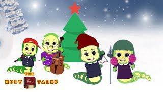 We Wish You A Merry Christmas I Christmas Carols & Holiday Songs I Animated Singalongs