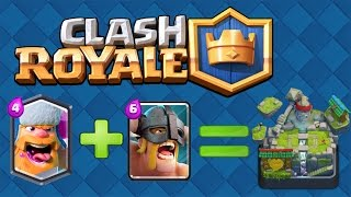 Meilleur deck barbares d 39 elite videos and audio download for Clash royale meilleur deck arene 7
