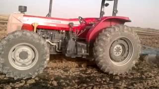 جرارات زراعية