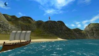 Η Οδύσσεια 3D Animation (Ελληνικοί Υπότιτλοι)