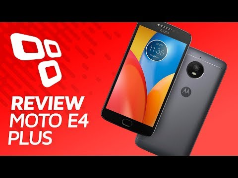 Moto E4 Plus - Review / Análise -TecMundo