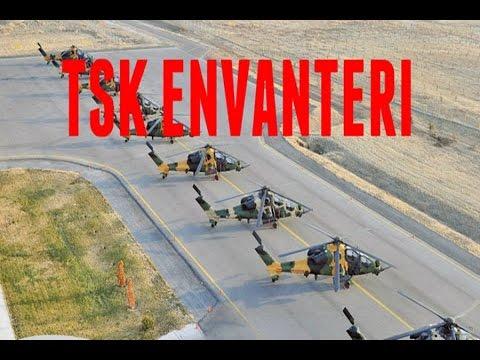 (2017)TSK ENVANTERİ