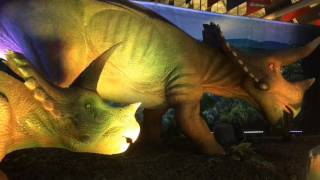 Discover the Dinosaurs Unleashed at Birch Run Expo Center