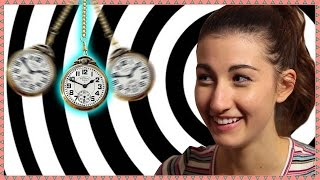 MAYBABY GETS HYPNOTIZED | Hey Guys, It's Meg!