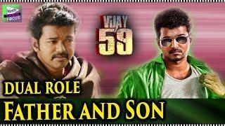 Vijay To Act Dual Role In 'Vijay 59' Tamil Movie   Latest Tamil Movie Updates   Tamil Focus  