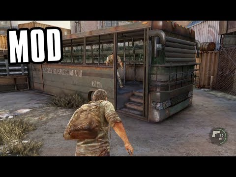 Fighting NPCs On A Multiplayer Map (The Last Of Us Mod)