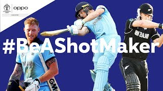 Oppo #BeAShotMaker   England vs New Zealand - Shot of the Day   ICC Cricket World Cup 2019