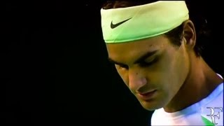 Roger Federer - No Words (HD)