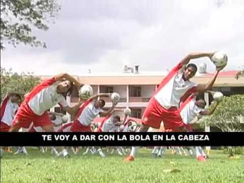 Broma a la Selección de Costa Rica
