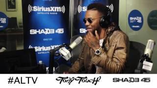 Konshens Freestyle On DJ Tony Touch Shade 45 Ep. 04/11/17