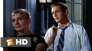 The Long, Hot Summer (2/3) Movie CLIP - Get Out of Character (1958) HD