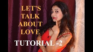 Dance Tutorial PART II : Let's Talk about Love from BAAGHI