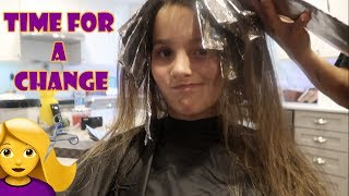 Time For a Change 💇 (WK 339.4) | Bratayley