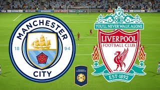 International Champions Cup 2018 - Manchester City Vs Liverpool - 26/07/18 - FIFA 18
