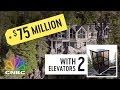 Download Video Download This Is The Most Expensive Mansion On Lake Tahoe | Secret Lives Of The Super Rich | CNBC Prime 3GP MP4 FLV