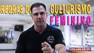 REGRAS DO CULTURISMO FEMININO. WELLNESS, BODY FITNESS, PHYSIQUE E BIKINI