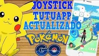 JOYSTICK TUTUAPP ACTUALIZADO | HACK POKEMON GO 0.59.1 PARA IPHONE SIN JAILBREAK ESPAÑOL