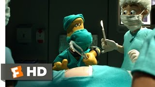 Shaun the Sheep Movie (2015) - Dog Doctor Scene (4/10) | Movieclips
