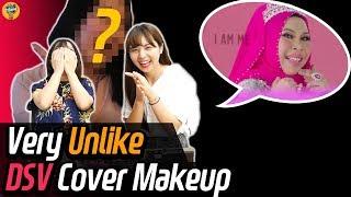 Korean Girls Tried DSV Cover Makeup (and Failed...)|하나도 안 똑같은 DSV커버 메이크업 도전!