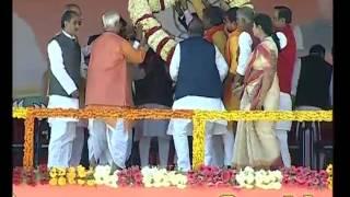 PM Shri Narendra Modi addresses public meeting in Gonda, Uttar Pradesh : 24.02.2017