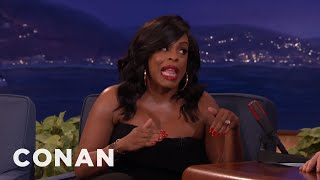 Niecy Nash's Husband Nearly Got In A Fight At The Emmys  - CONAN on TBS