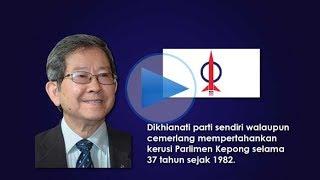 Analisis Berita Utusan Malaysia: Keluhan Dr. Tan Seng Giaw