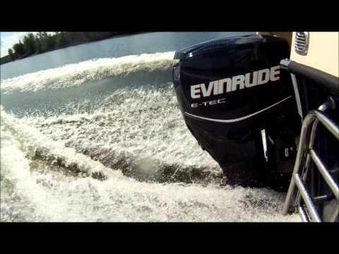 Evinrude E TEC 90 hp