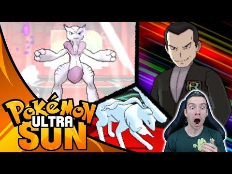 Xxx Mp4 OH GOD GIOVANNI HAS MEGA MEWTWO Pokemon Ultra Sun Let S Play Walkthrough Episode 58 3gp Sex