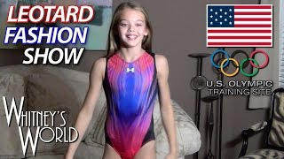 New Leotards!   Packing for the Ranch   Whitney Bjerken