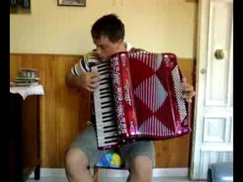 La Cumparsita Tango Diego Caligiuri Petronà CZ fisarmonica accordeon
