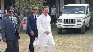 Meghalaya Polls 2018: Rahul Gandhi Woos Voters In Garo Hills