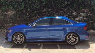 2015 Audi S3 -  One Take