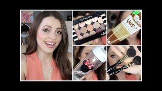 Makeup Collection - Beauty Faves & Flops | February 2016