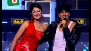 Akshay Kumar With Mousumi Hamid In Dhaka Tri Nation Big Show HD BDmusic23 Com