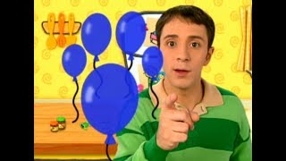 Blue's Clues - Making Changes