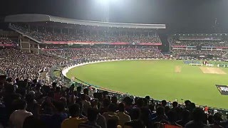 65000 People Singing the Indian National Anthem | India Vs. Pakistan | Eden Gardens