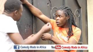 African problems must be communal (Comedy made in Africa)