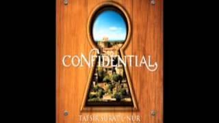 ILManar: Confidential: Tafseer of Surat
