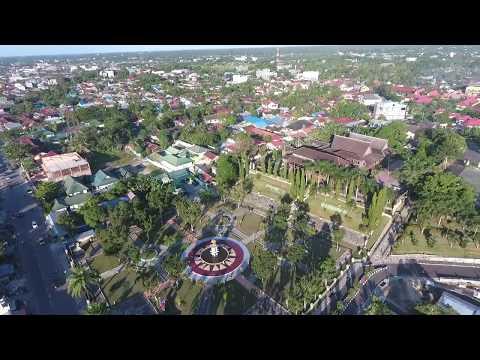 Pangkalan Bun Aerial View 2