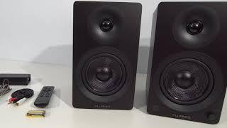 Fluance Ai40 aptX Bluetooth Speakers - Brief Look