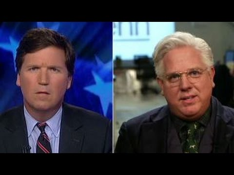 Glenn Beck opens up to Tucker On Trump fame news business