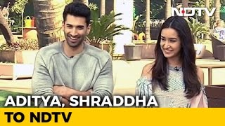 Shraddha Kapoor On Her Russian Accent