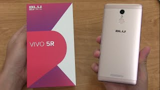 Blu Vivo 5R Unboxing and Impressions!