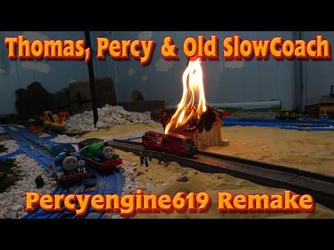 Tomy Thomas Percy & Old Slowcoach