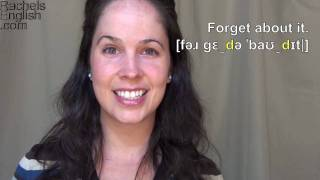 English Pronunciation - Linking: Consonant to Vowel -- American Accent