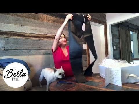 New maternity clothes boost Brie Bella s energy