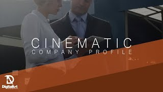 Cinematic Company Profile Business Video Introduction