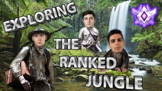 EXPLORING THE RANKED JUNGLE WITH RIZZO & SIZZ