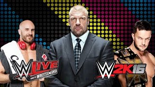 WWE 2K16 (PS4) | WWE Live 3/5/16 Livestream